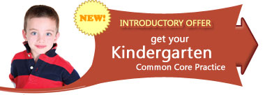 Kindergarten Common Core Practice